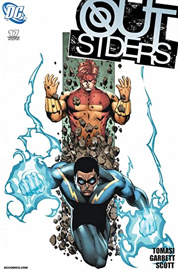 Outsiders (2007-2011) #17
