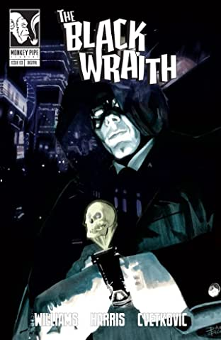 The Black Wraith #3