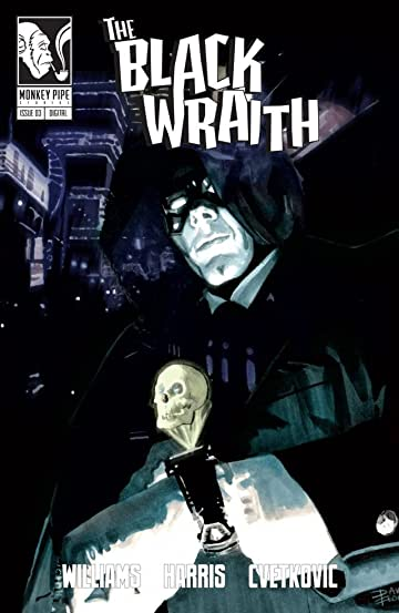The Black Wraith No.3