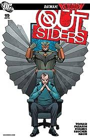 Outsiders (2007-2011) #19