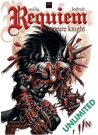 Requiem Vampire Knight Vol. 4: Vampires Ball