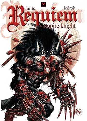 Requiem Vampire Knight Vol. 4: Vampires Ball
