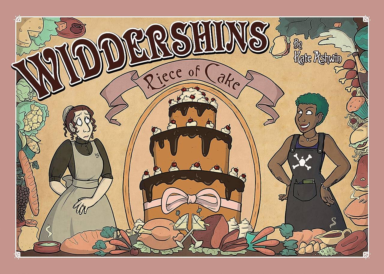 Widdershins #4