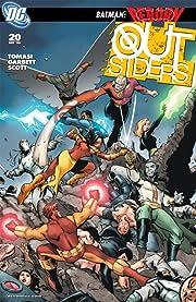 Outsiders (2007-2011) #20