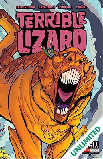 Terrible Lizard #1 (of 5)
