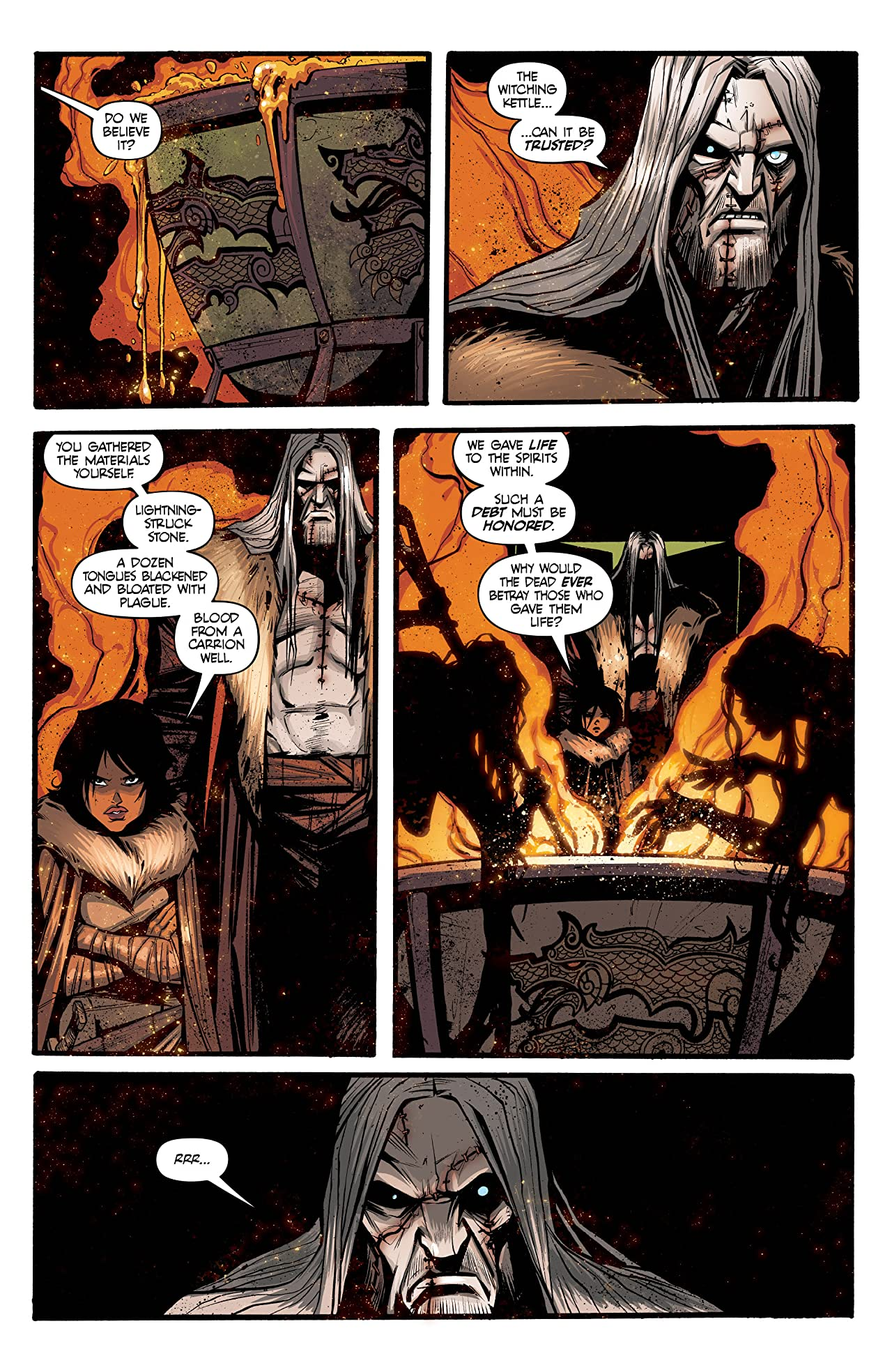Brides of Helheim #2