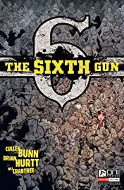 The Sixth Gun #45