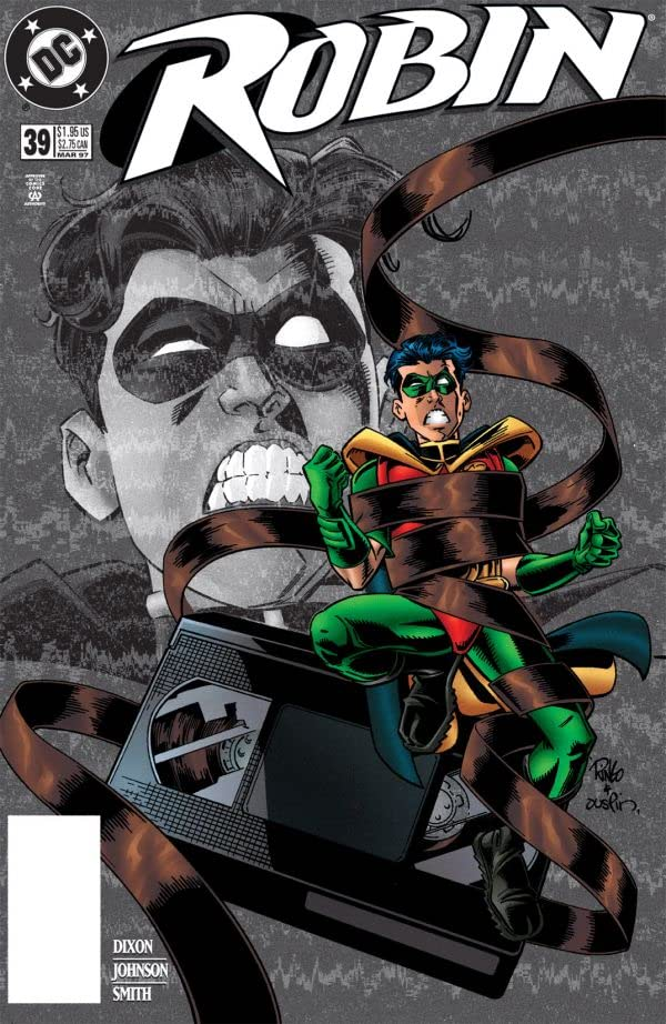 Robin (1993-2009) #39