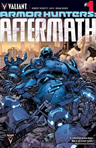 Armor Hunters: Aftermath (2014) No.1: Digital Exclusives Edition