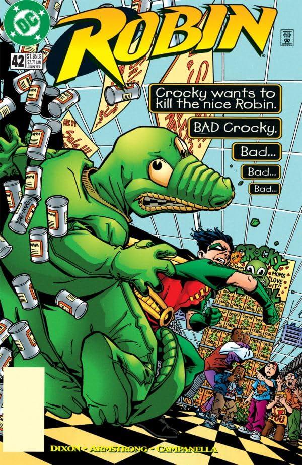 Robin (1993-2009) #42