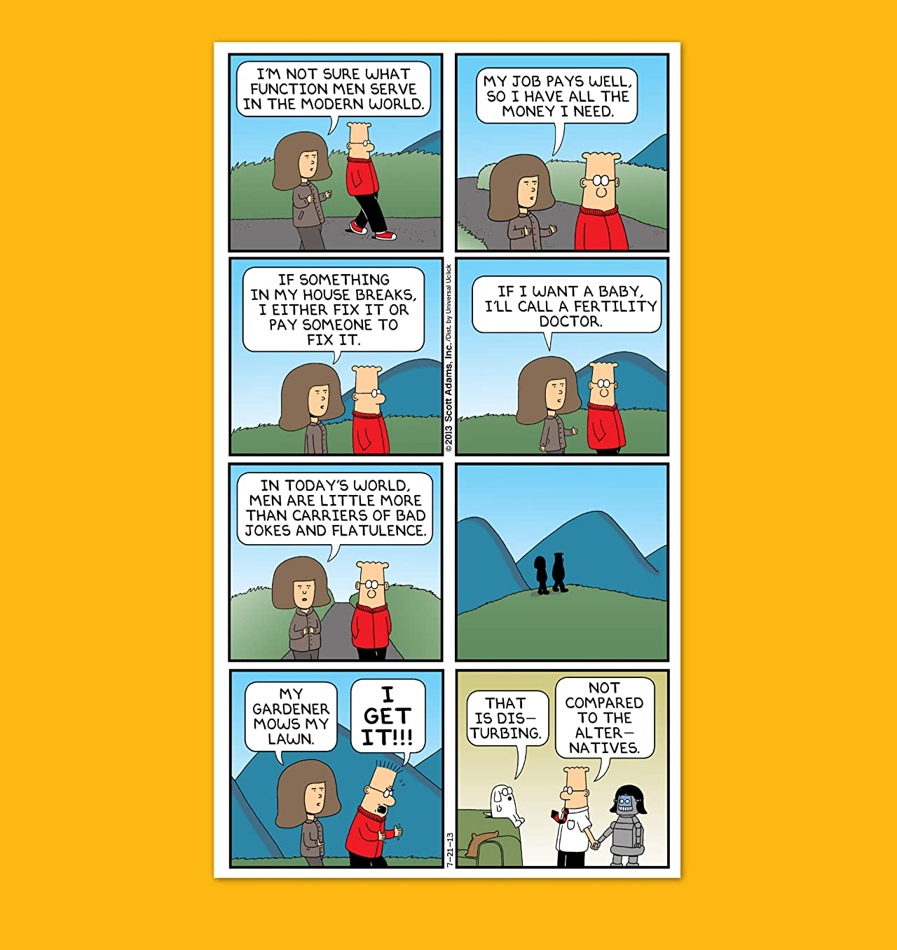 Dilbert Vol. 42: Go Add Value Someplace Else