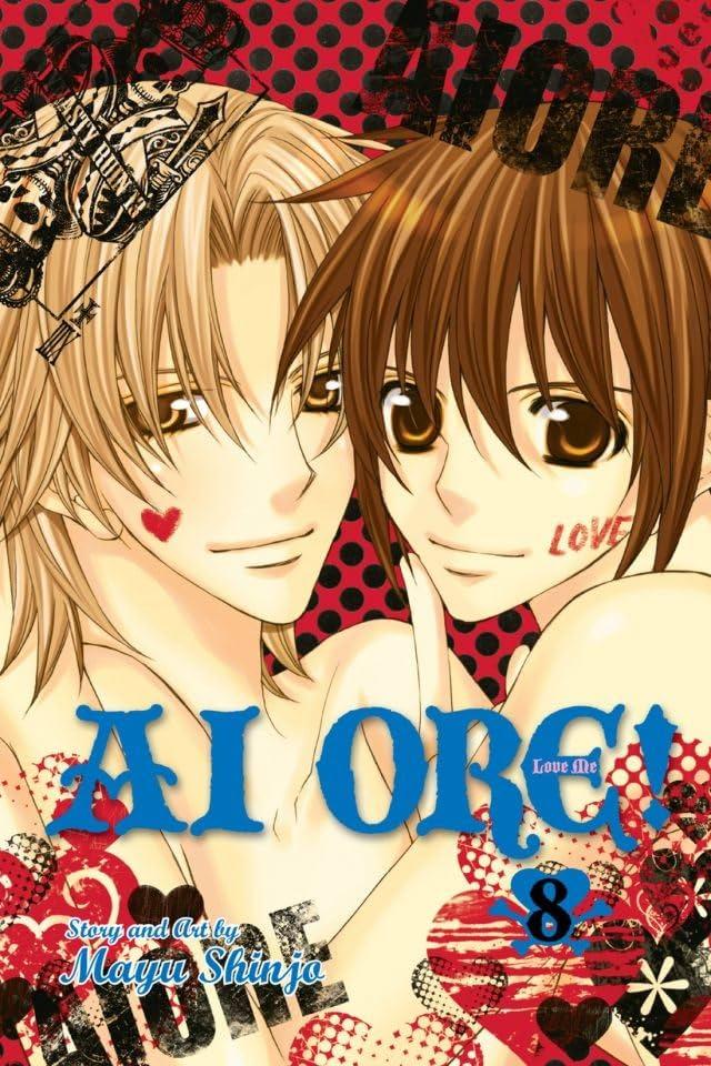 Ai Ore! Vol. 8