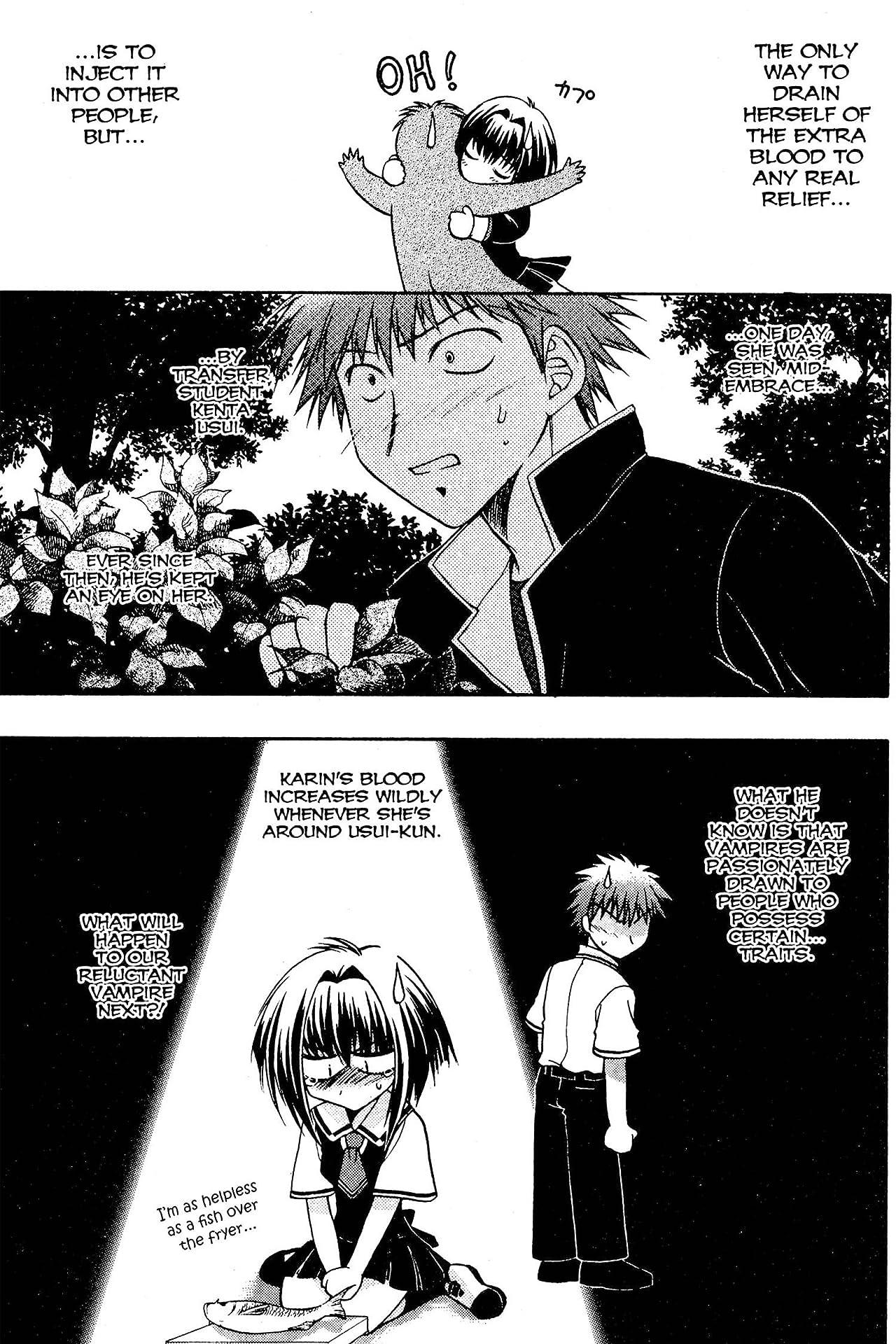 Chibi Vampire Vol. 2