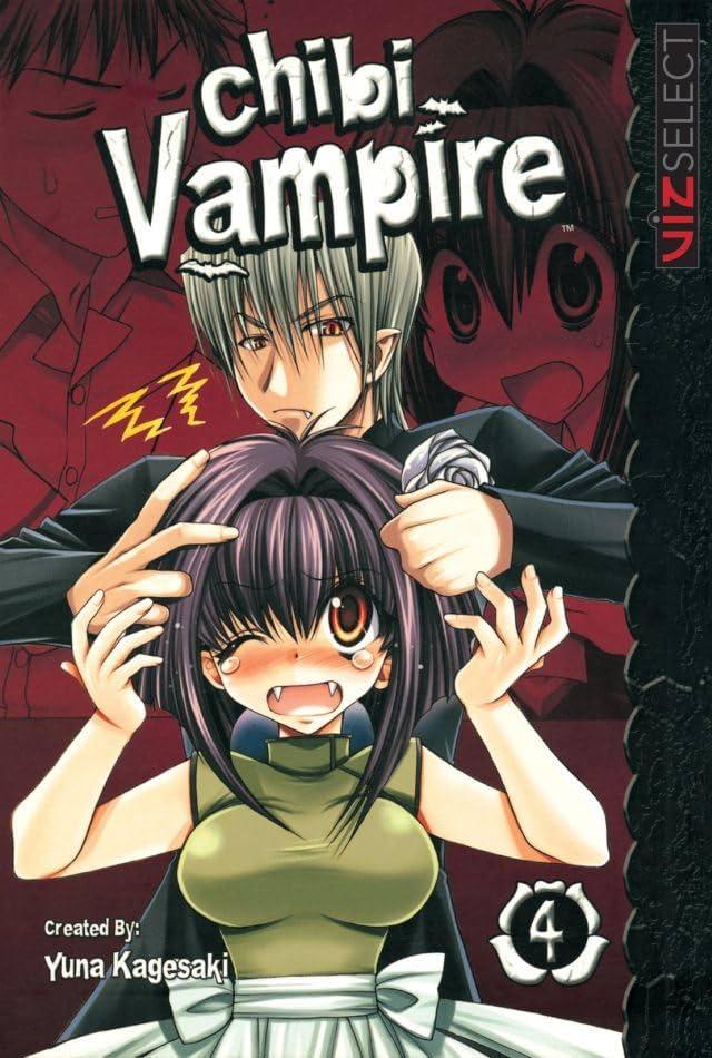Chibi Vampire Vol. 4