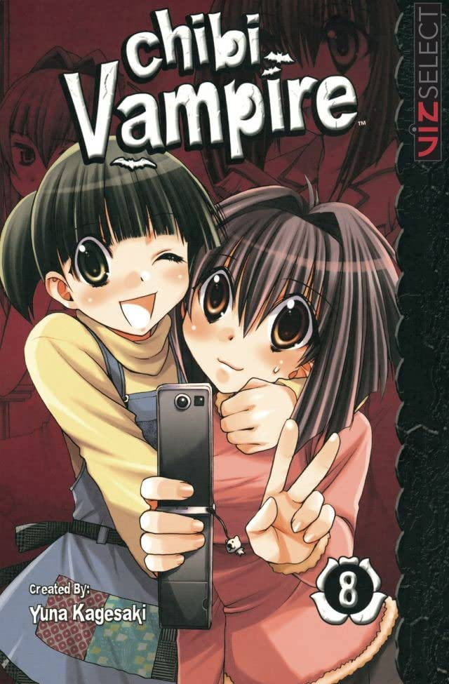 Chibi Vampire Vol. 8
