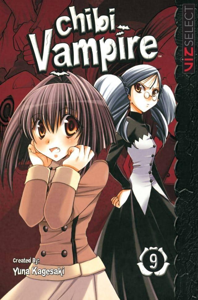 Chibi Vampire Vol. 9