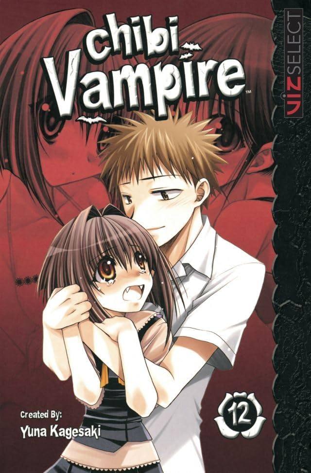 Chibi Vampire Vol. 12
