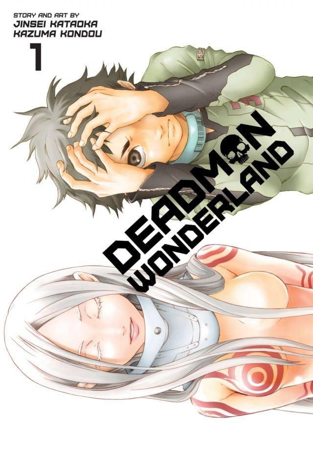 Deadman Wonderland Vol. 1
