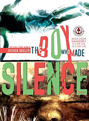 The Boy Who Made Silence #1 (of 12)