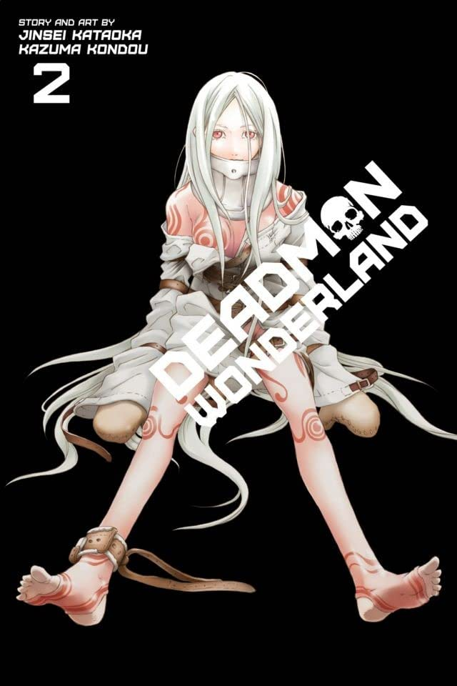 Deadman Wonderland Vol. 2