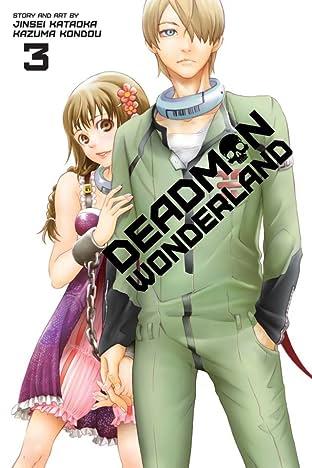 Deadman Wonderland Vol. 3