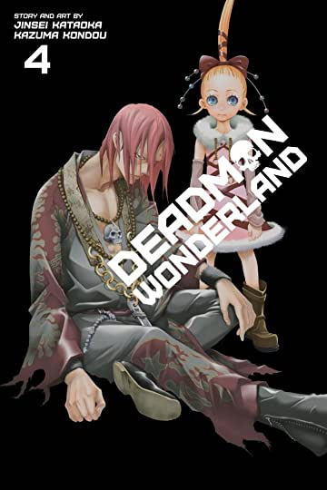 Deadman Wonderland Vol. 4