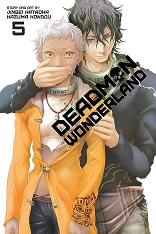 Deadman Wonderland Vol. 5