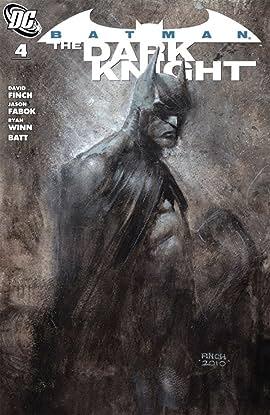 Batman: The Dark Knight (2010) #4