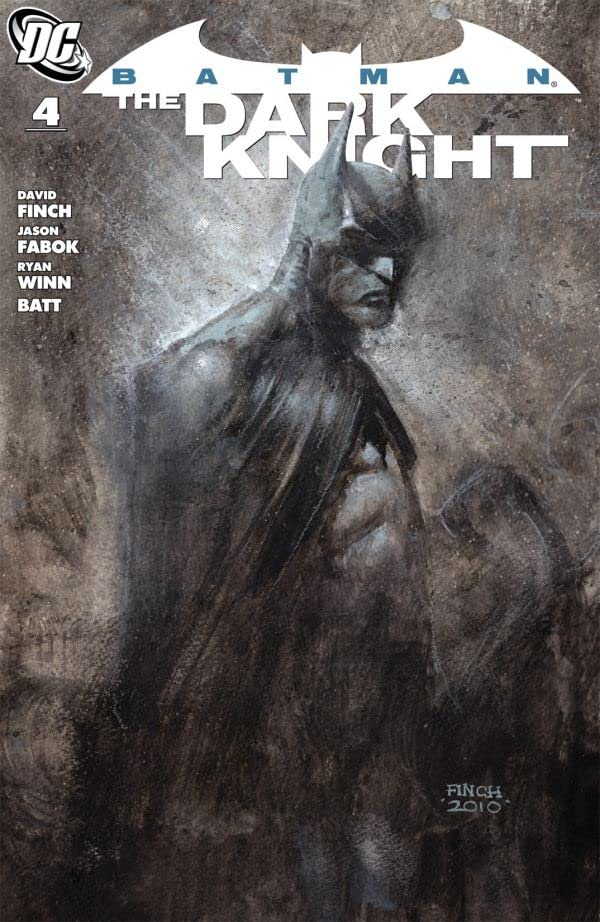 Batman: The Dark Knight (2010) #4