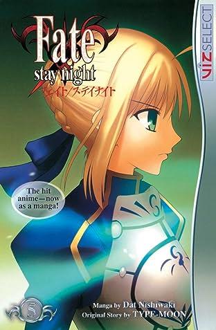 Fate/stay night Vol. 5
