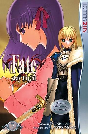 Fate/stay night Vol. 7