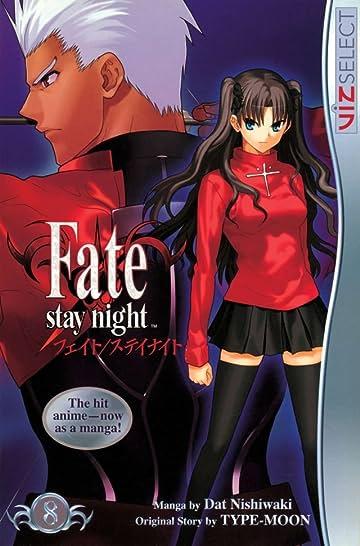 Fate/stay night Vol. 8
