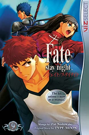 Fate/stay night Vol. 9