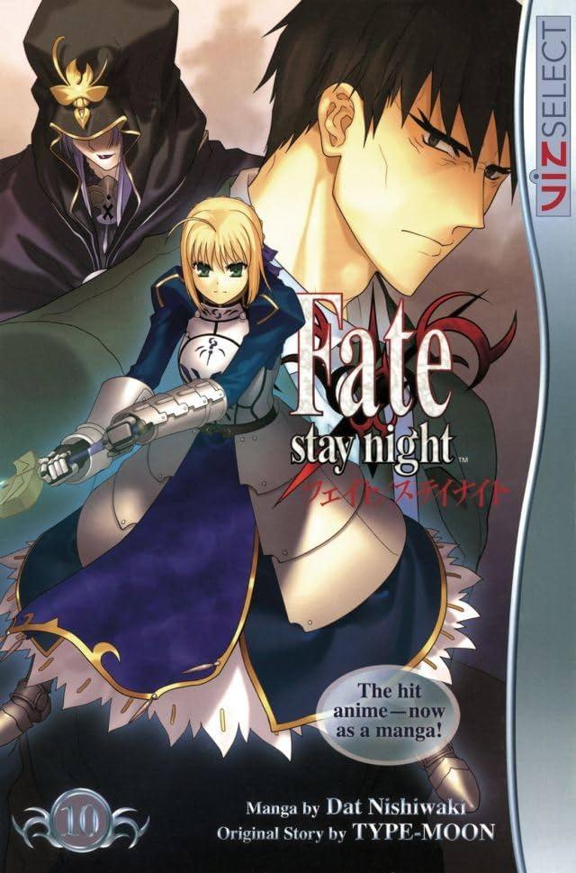 Fate/stay night Vol. 10