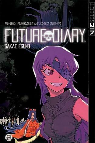 Future Diary Vol. 2