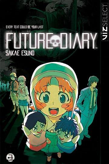 Future Diary Vol. 3