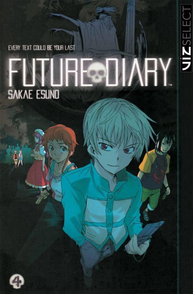 Future Diary Vol. 4