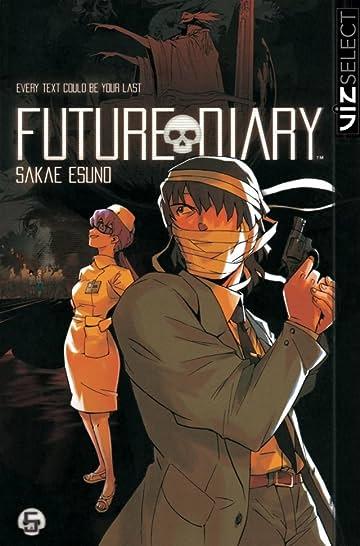 Future Diary Vol. 5