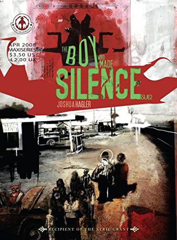 The Boy Who Made Silence #2 (of 12)