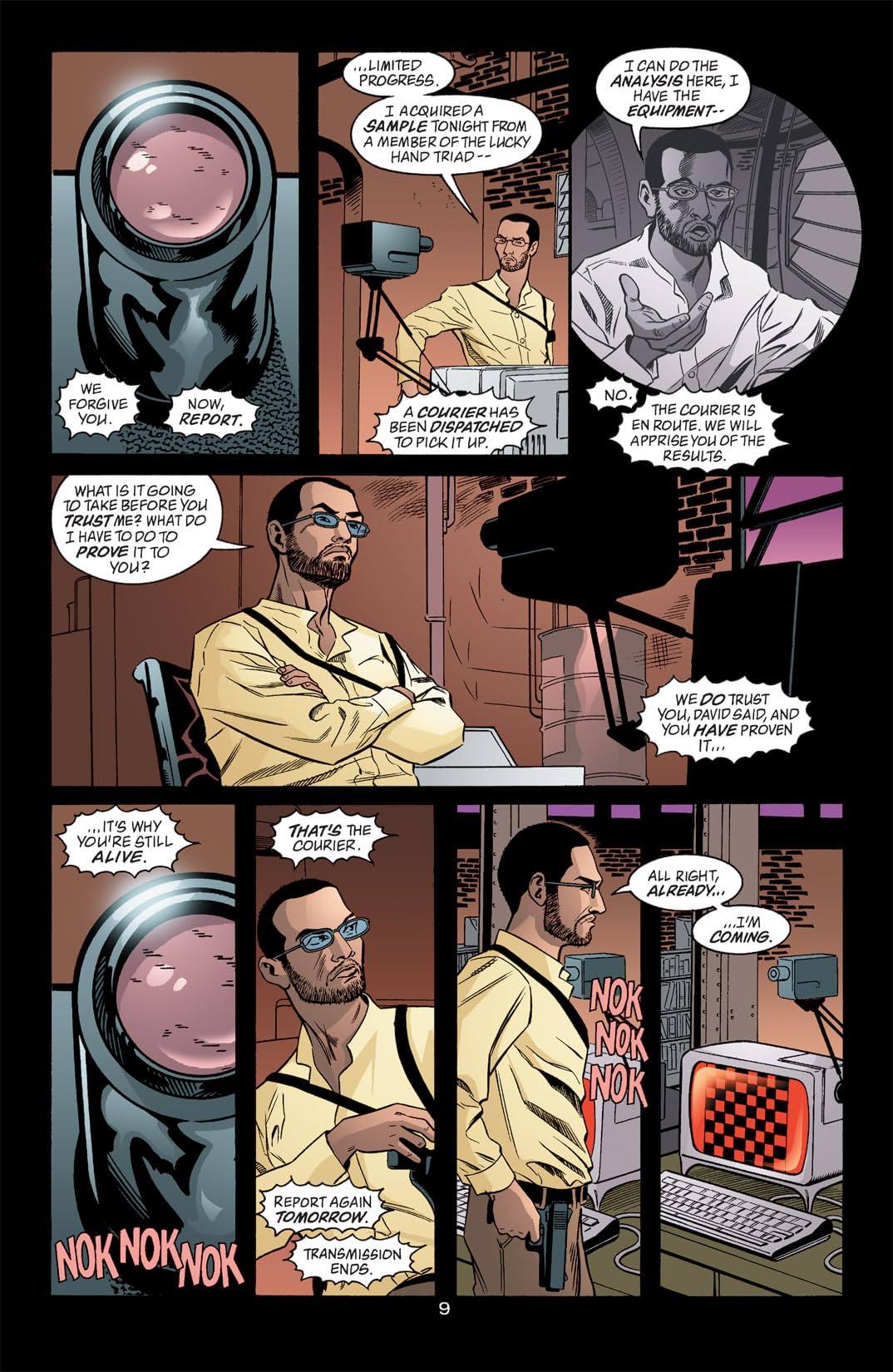 Detective Comics (1937-2011) #768