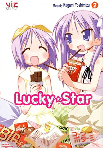 Lucky★Star Vol. 2