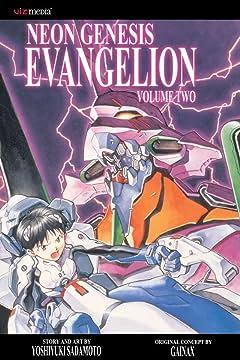 Neon Genesis Evangelion Vol. 2