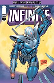The Infinite #3: Deluxe Edition