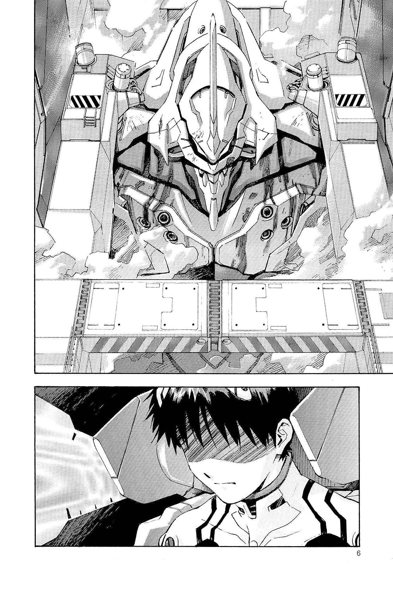 Neon Genesis Evangelion Vol. 7