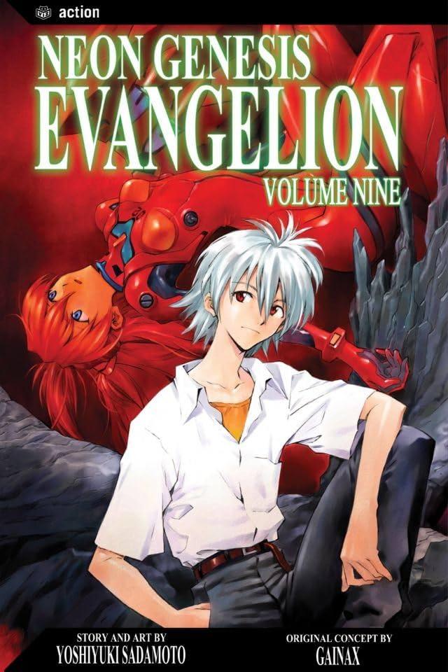 Neon Genesis Evangelion Vol. 9