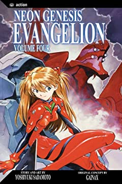 Neon Genesis Evangelion Vol. 4