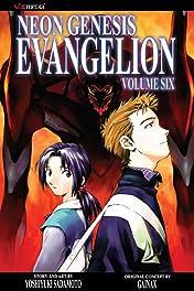 Neon Genesis Evangelion Vol. 6