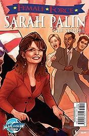 Female Force #2: Sarah Palin
