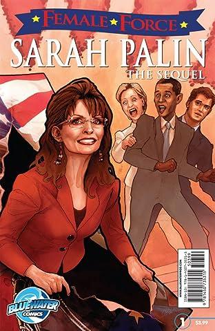 Female Force No.2: Sarah Palin
