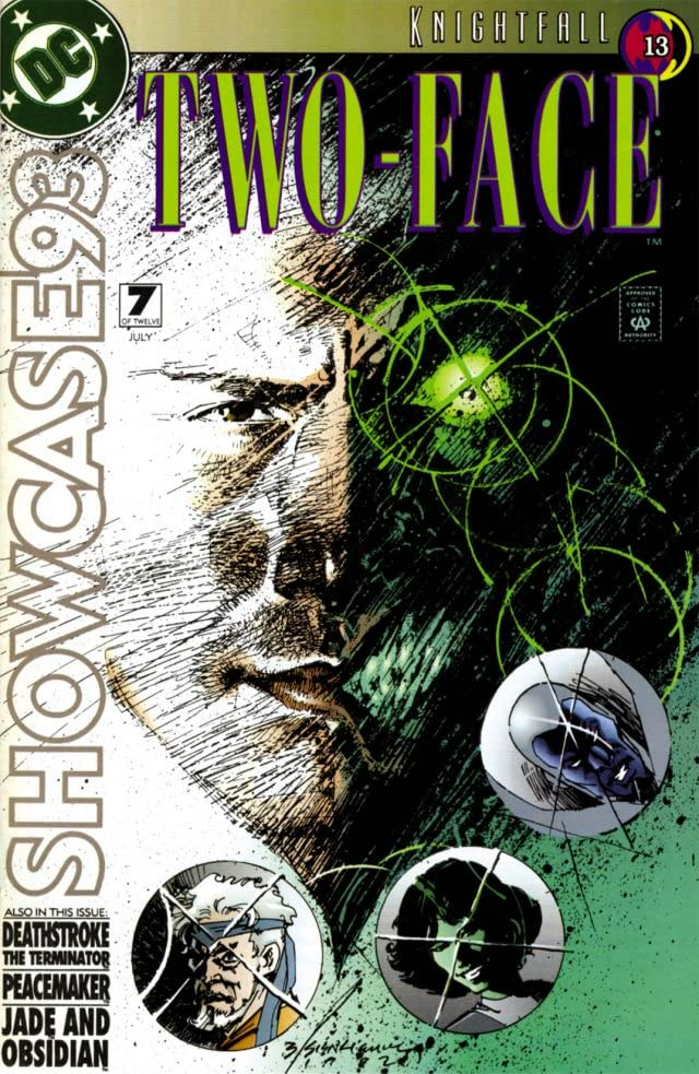 Showcase '93 #7